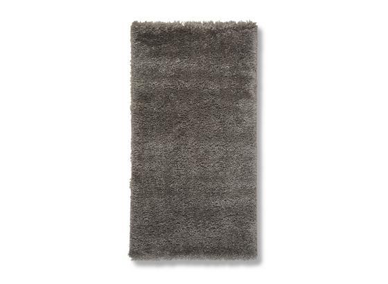Webteppich Alexandra - Anthrazit, Basics, Textil (080/150cm) - Luca Bessoni