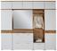 Spiegel Space New - Weiß, MODERN, Glas/Holzwerkstoff (100/99/2cm)