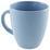 Kaffeebecher Fiorella - Hellblau, KONVENTIONELL, Keramik (0,3l) - Ombra