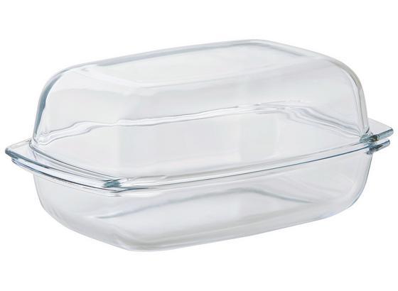 Pekáč Lukas - číre, sklo (5,5l) - Mömax modern living