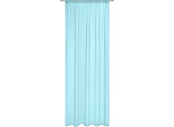 Záves Thea - mätovozelená, Romantický / Vidiecky, textil (145/245cm) - Mömax modern living