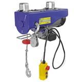 Elektro-seilzug 500/999 Kg 33255 - Blau, MODERN, Kunststoff/Metall (55,5/35,5/24,5cm)