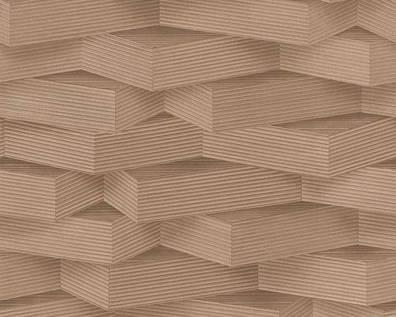 Tapeta Vliesová 96000-1 - hnědá, Konvenční, papír (53/100.5cm)