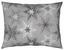Bettwäsche Snowflake - Weiß/Grau, KONVENTIONELL, Textil - Ombra