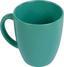Kaffeebecher Fiorella - Blau/Pink, KONVENTIONELL, Keramik (0,325l) - Ombra