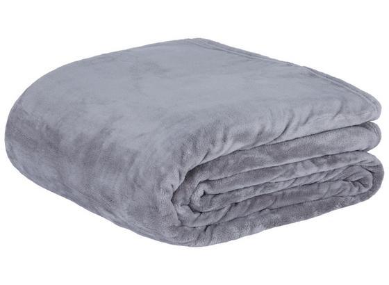 Měkká Deka Michael Xxl -top- - šedá, textil (220/240cm)