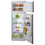 Kühl-Gefrier-Kombination Prt 375 A+ - Weiß, Basics, Metall (54/122/54,5cm) - Privileg