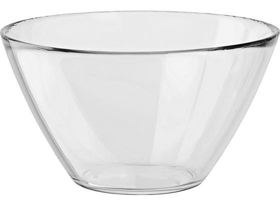 Miska Basic - číre, sklo (17/9,5/17cm) - Mömax modern living