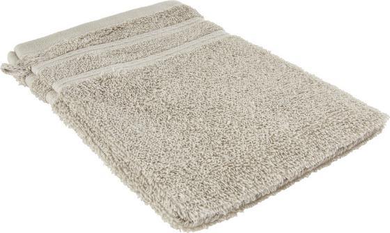 Rukavica Na Umývanie Melanie - svetlohnedá, textil (16/21cm) - Mömax modern living