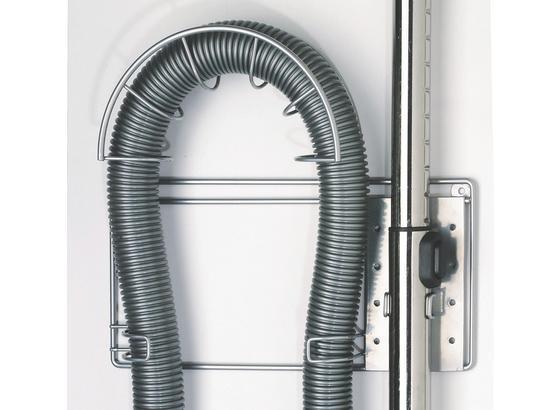 Porszívócső Tartó Praktik    -sb- - Ezüst, modern, Fém (32/28cm)