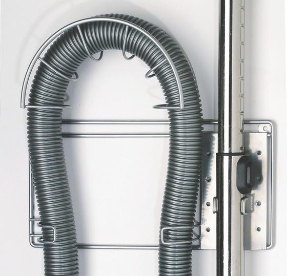 Wandhalter Praktiker - Silberfarben, Metall (32/28cm) - Mömax modern living