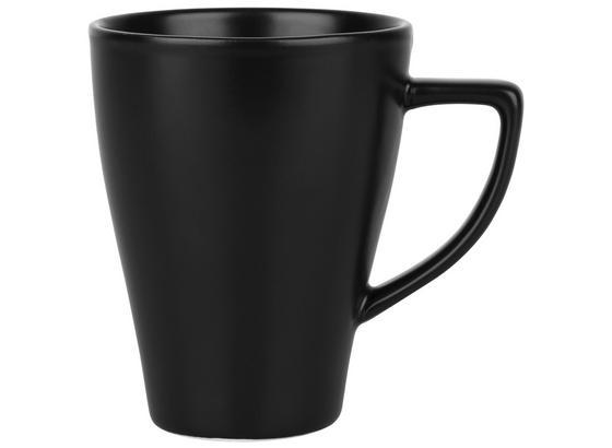 Hrnček Na Kávu Nele - čierna, Moderný, keramika (8,5/11cm) - Premium Living