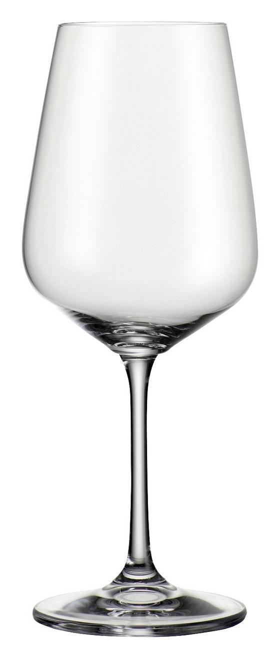 Pohár Na Červené Víno Norma - číra, Moderný, sklo (0,48l) - Bohemia