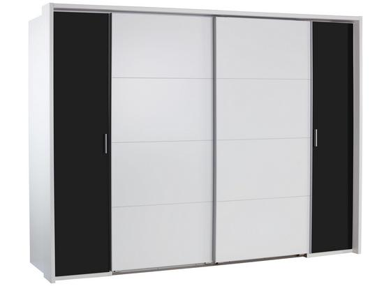 Passepartoutrahmen Virgo 2 - Weiß, MODERN, Holzwerkstoff (276/213/19cm)
