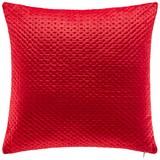 Zierkissen Ute - Rot, MODERN, Textil (45/45cm) - Luca Bessoni
