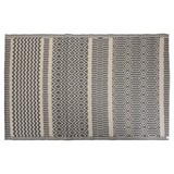 Teppich 120/180 cm Beige, Grau - Beige/Grau, Basics, Textil (120/180cm)
