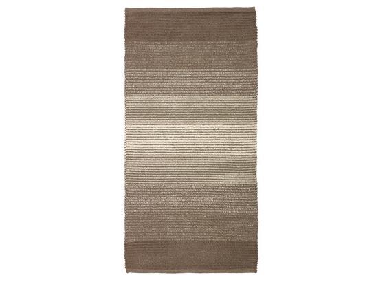 Plátaný Koberec Malto - béžová, Moderný, textil (100/150cm) - Mömax modern living