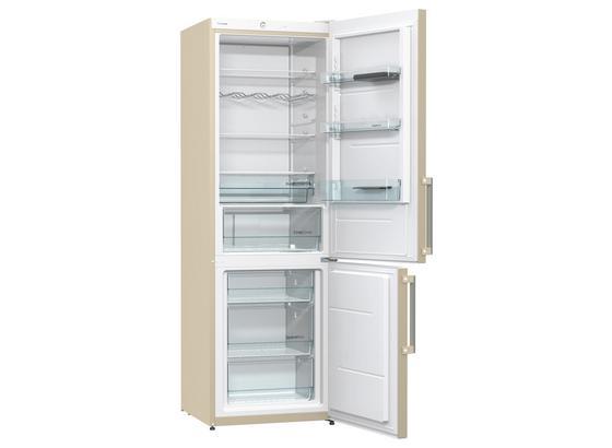 Gorenje Kühlschrank Creme : Gorenje kühl gefrier kombination rk6192ec online kaufen ➤ möbelix