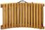 Ležadlo Bora - svetlosivá/farby agátu, Moderný, drevo/textil (186/54/56cm) - MÖMAX modern living
