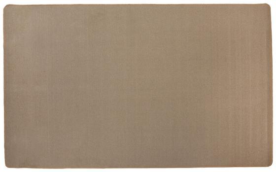 Teppich Astra 160x240 cm - Beige/Terra cotta, KONVENTIONELL, Textil (160/240cm) - Ombra