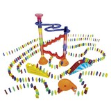 Strategiespiel Domino Run - Multicolor, Basics, Kunststoff (10/46/35cm)