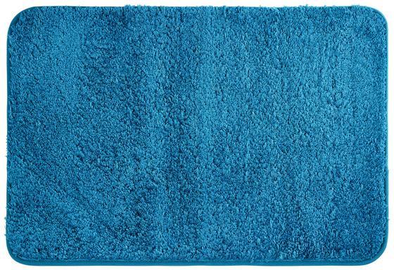 Předložka Koupelnová Christina - petrolej, textil (60/90cm) - Mömax modern living