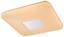 Led Stropní Svítidlo Betty - bílá, Moderní, kov/umělá hmota (43,5/43,5/6,5cm) - Mömax modern living