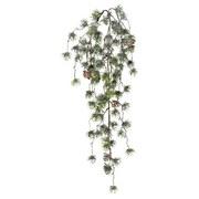 Kunstpflanze Cedernranke Bonita - Grün, Basics, Textil (54cm)