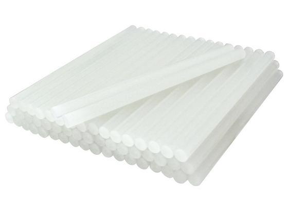Heißklebepatronen Ø 1,1 cm - Transparent, Kunststoff (1,1/20cm) - Erba