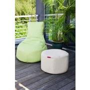 Outdoorsitzsack Slope B: 85 cm Limette - Limette, Basics, Kunststoff (85/90/85cm) - Ambia Garden