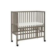 Beistellbett Bedsise Crib Cocon Plus Grau - Dunkelgrau, Basics, Holz (90/40cm) - Fillikid