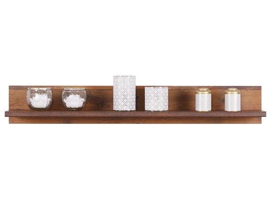 Winkelboard Ontario - Eichefarben, Trend, Holzwerkstoff (120/18/21,6cm) - Ombra