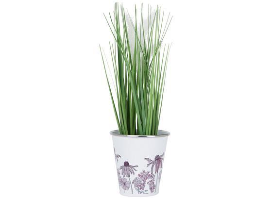 Květináč Poppyseed - vícebarevná, kov (11,5/12cm)