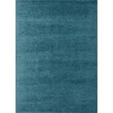 Hochflorteppich Nobel 140/200 - Türkis, MODERN, Textil (140/200cm)
