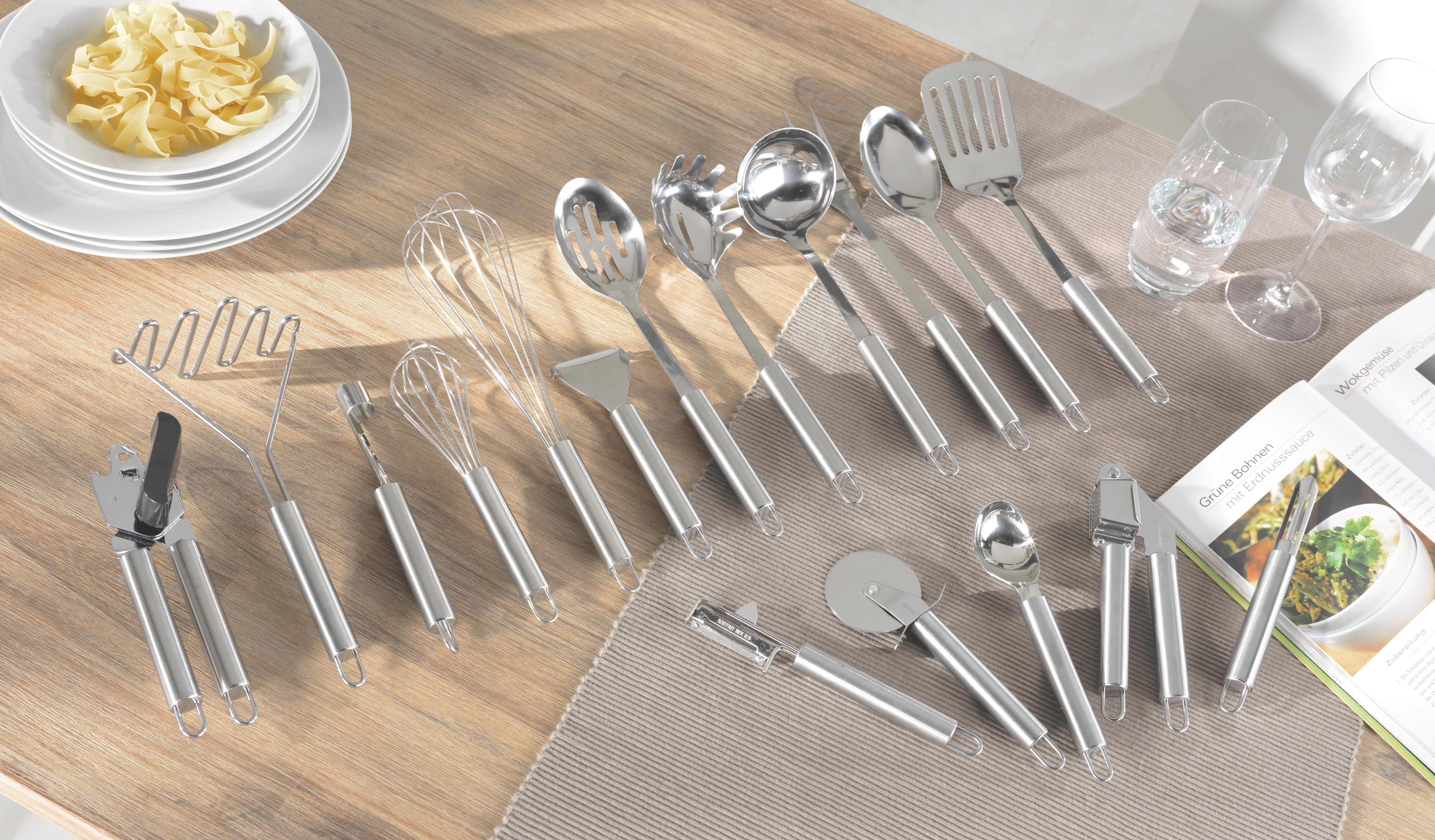Porcovač Zmrzliny Dani - barvy nerez oceli, kov (19,5cm) - MÖMAX modern living