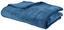 Deka Kuschelix In Blau - modrá, textil (140/200cm)