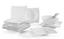 Talíř Dezertní Tacoma -top- - bílá, Lifestyle, keramika (18,3/21cm) - Premium Living