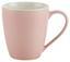 Pohár Sandy - bílá/růžová, Konvenční, keramika (8,9/10cm) - Mömax modern living