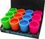 Hamutartó Többféle Színben - pink/narancs, konvencionális, műanyag (8/11cm)