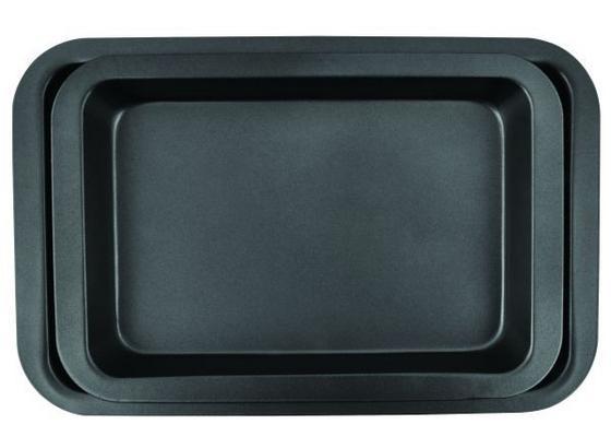 Sada Forem Na Pečení Sophie  - 2-dielny  Set - černá, kov - Mömax modern living