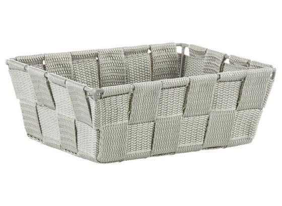 Aufbewahrungskörbchen Felice - Beere/Rosa, Textil (18/14/6cm) - Ombra