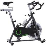 Tunturi Heimtrainer S30 Spinbike Cardio Fit - Schwarz/Grau, MODERN, Kunststoff/Metall (50,5/112,5/116cm)