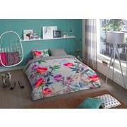 Wendebettwäsche Suzy 140/200cm Multicolor - Multicolor, MODERN, Textil (140/200cm)