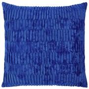 Zierkissen Elisa - Blau, MODERN, Textil (45/45cm) - Luca Bessoni