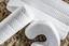 Šíjový Polštář Visco Deluxe -ext- - bílá, textilie (15/40cm) - Premium Living