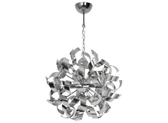 Závesná Lampa Sila - Moderný, kov/plast (50/120cm) - Premium Living