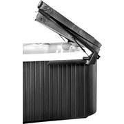 Whirlpool-Abdeckhilfe Cover Mate IIi - Schwarz, KONVENTIONELL, Metall (160-240cm)