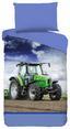 Bettwäsche Traktor - Multicolor, MODERN, Textil (140/200cm)
