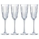 Sektglas 4er Pack / 17cl - Transparent, Basics, Glas (170ml)