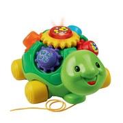 Lernspiel Lernspaß Schildkröte B:25,4 cm - Multicolor, Basics, Kunststoff (25,4/24,1/13,3cm)